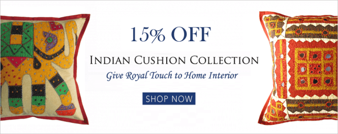 Indian Round Decorative Pillow Covers Throw Pillows Cushion Pom