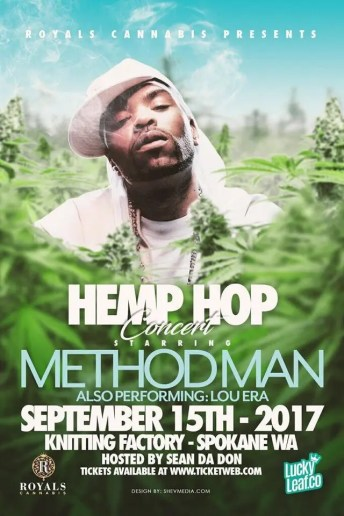 - method man sept 15