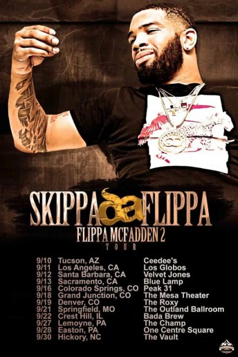 - skippa da flippa tour sep