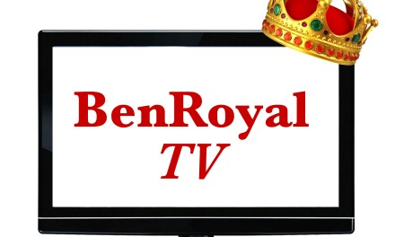 BenRoyal TV is LIVE!
