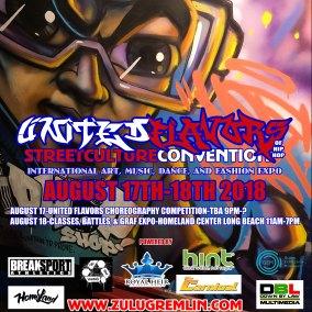 United Flavors of Hip-Hop (Long Beach, CA)