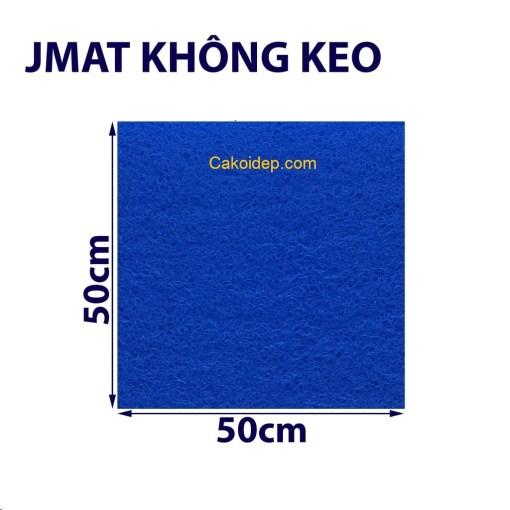 Jmat không keo kích thước 50x50cm