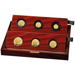 Royal Mint Image and Link Gold Proof Britannia Coins