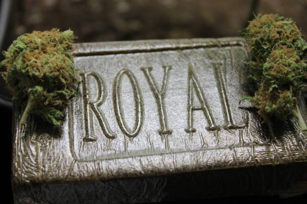 how to make royal hash