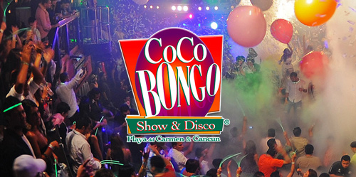 Coco Bongo Show & Disco Playa del Carmen & Cancun