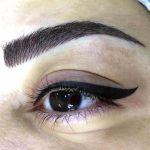 Eyebrows microblading Dubai by Paris Faraji