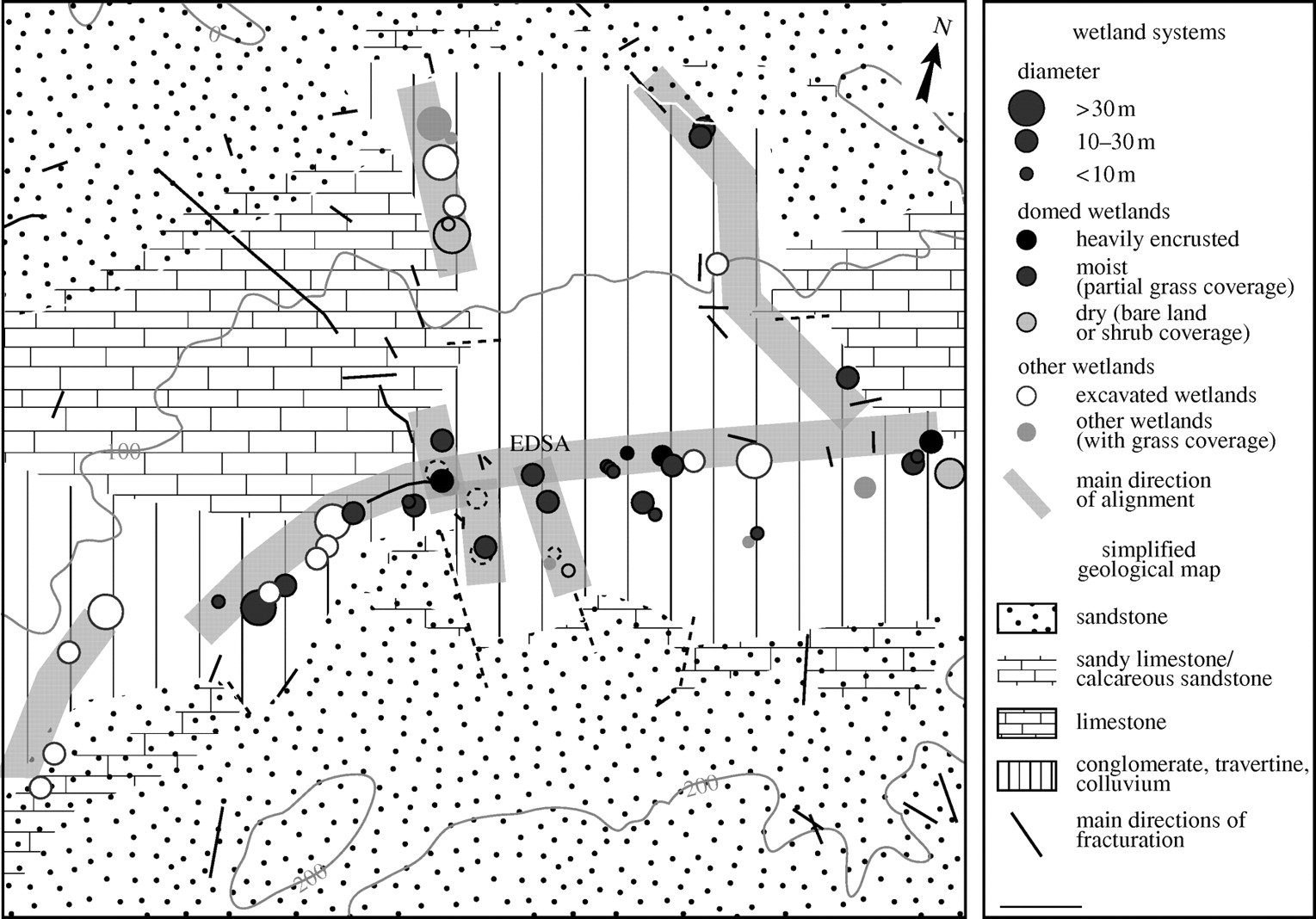Palaeoenvironmental Reconstruction In The Southern Levant