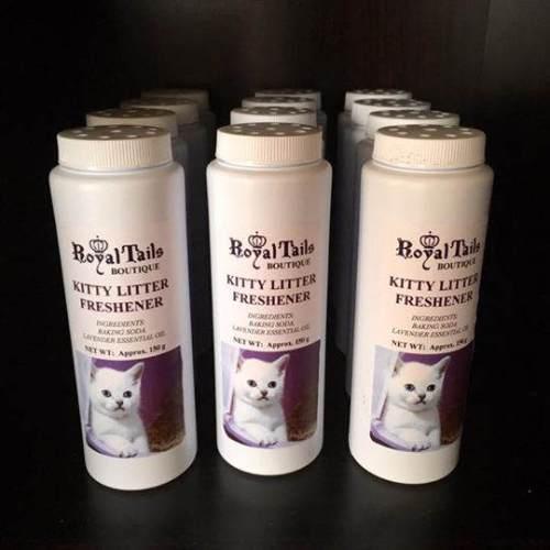 Kitty Litter Freshener
