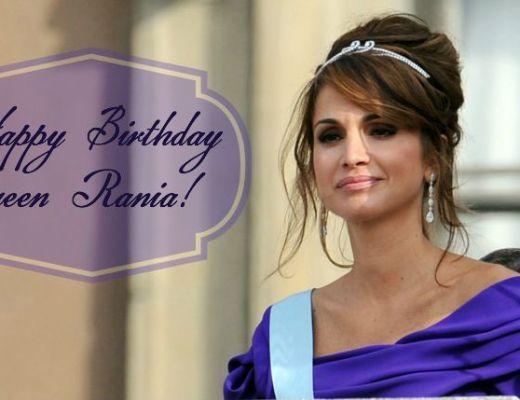 Queen-Rania-Birthday