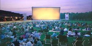Le cinéma de plein air