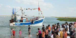 La fête de la mer