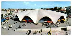 Royan est un modèle unique en Europe d'architecture