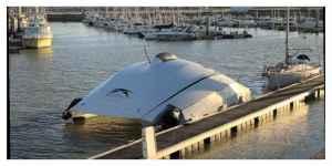 Le catamaran ultra-rapide testé par les professionnels