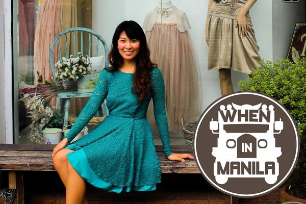 Dress Up Manila! WheninManila.com Features Our