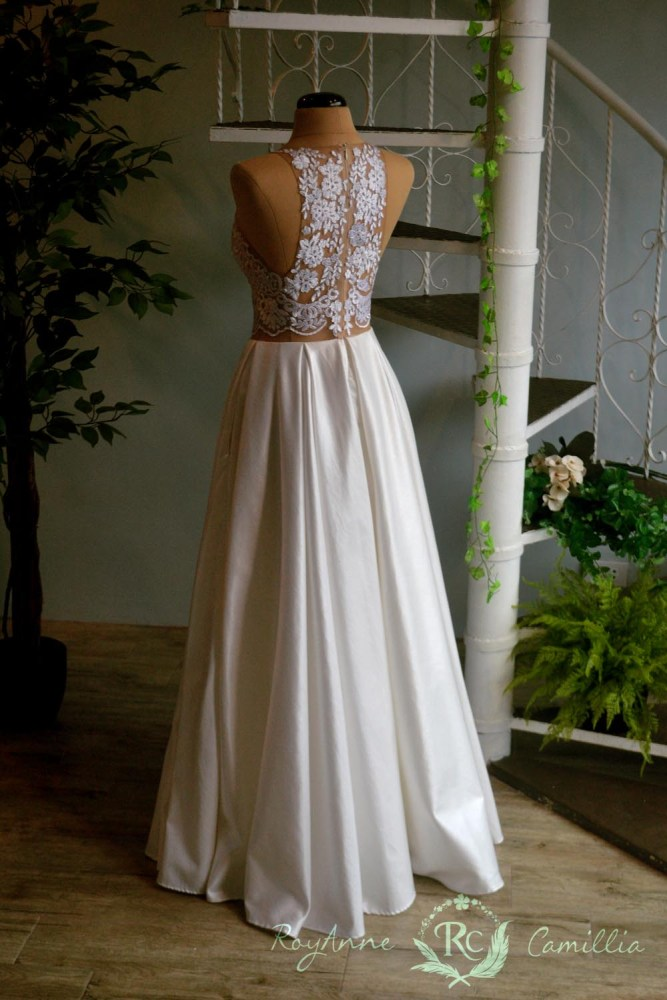 Cassiopeia - RoyAnne Camillia Couture- Bridal Gowns and Gown rentals ...
