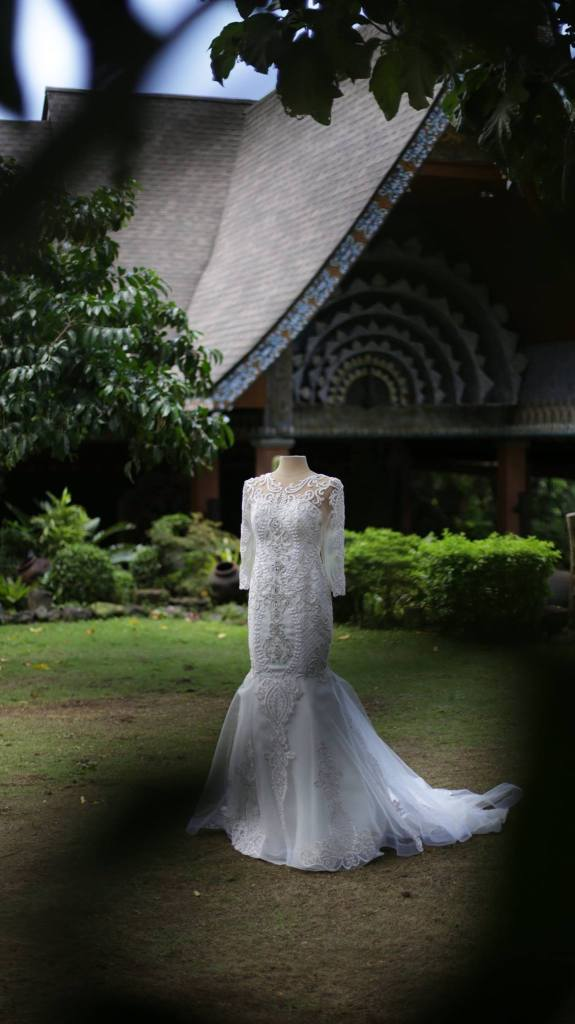 April Heaven S Wedding Gown Royanne Camillia Couture Bridal Gowns And Gown Rentals In Manilaroyanne Camillia Couture Bridal Gowns And Gown Rentals In Manila,Elegant Knee Length Stunning Wedding Guest Dresses