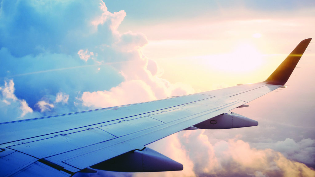 People with lung cancer can get breathless when they fly