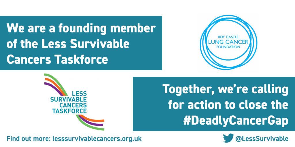 Less Survivable Cancers Taskforce