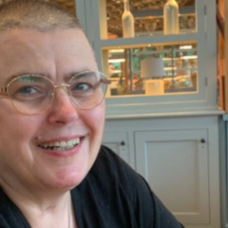 Lung cancer is still here: Anne's story