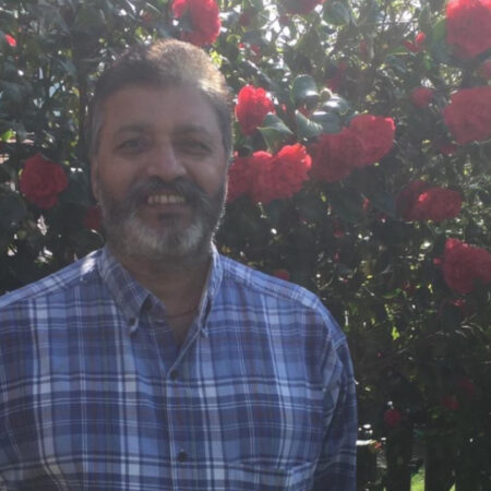 Lung cancer is still here: Keshu's story