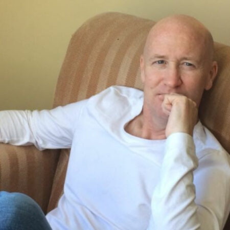 Lung cancer is still here: Paul's story