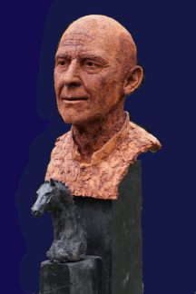 portret professor