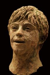 3d-portret jongen
