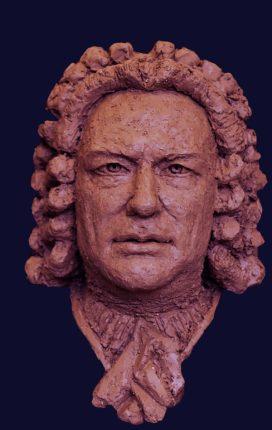 portret J B Bach