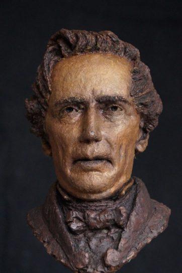 Portret van J.R. Thorbecke