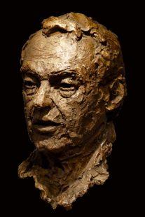 Hans van Mierlo brons