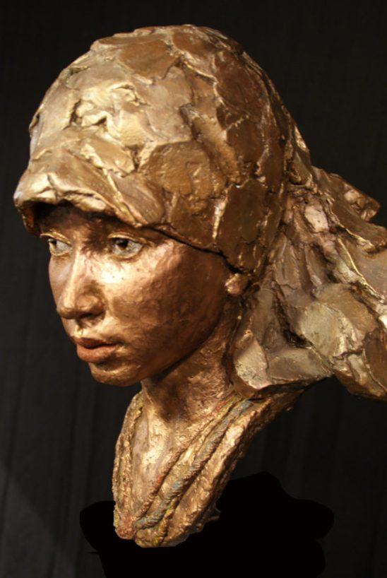 meisje brons