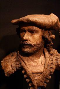afbeelding portret Rembrandt
