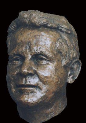 man in brons