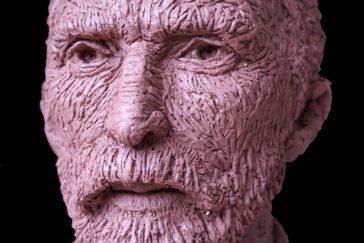 portret Vincent van Gogh