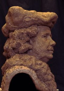 Rembrandt naar zelfportret in Mauritshuis