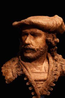 Rembrandt borstbeeld