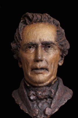 portretkop prof.dr. J.R. Thorbecke