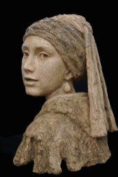 Meisje met parel van Vermeer