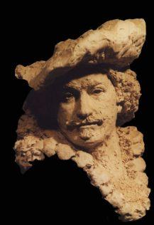 buste Rembrandt van Rijn