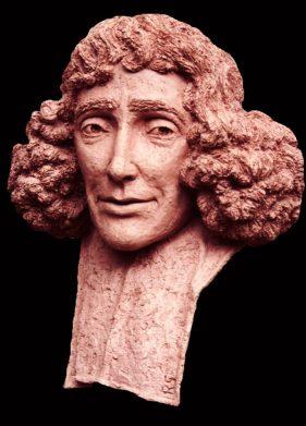 Spinoza portretkop