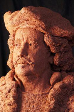 Rembrandt geportretteerd