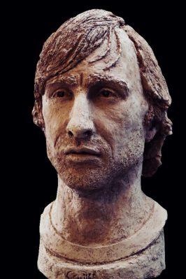 Johan Cruijff portret