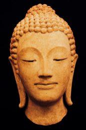Portret van Boeddha