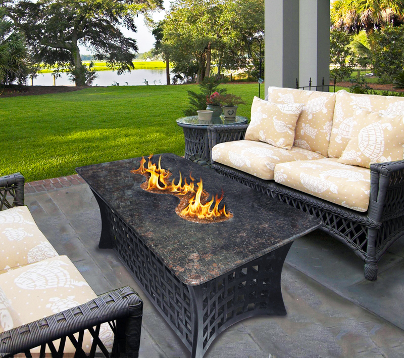 Propane Fire Pit Table Awesome Custom Propane Burners For