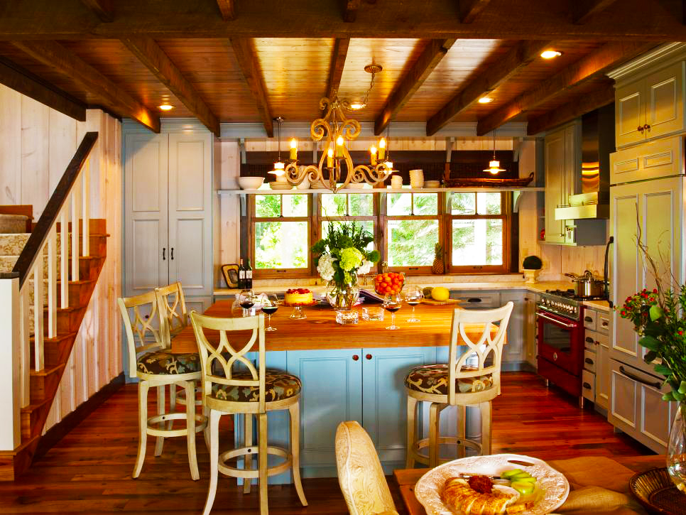 Cool Country Kitchen Designs Roy Home Design