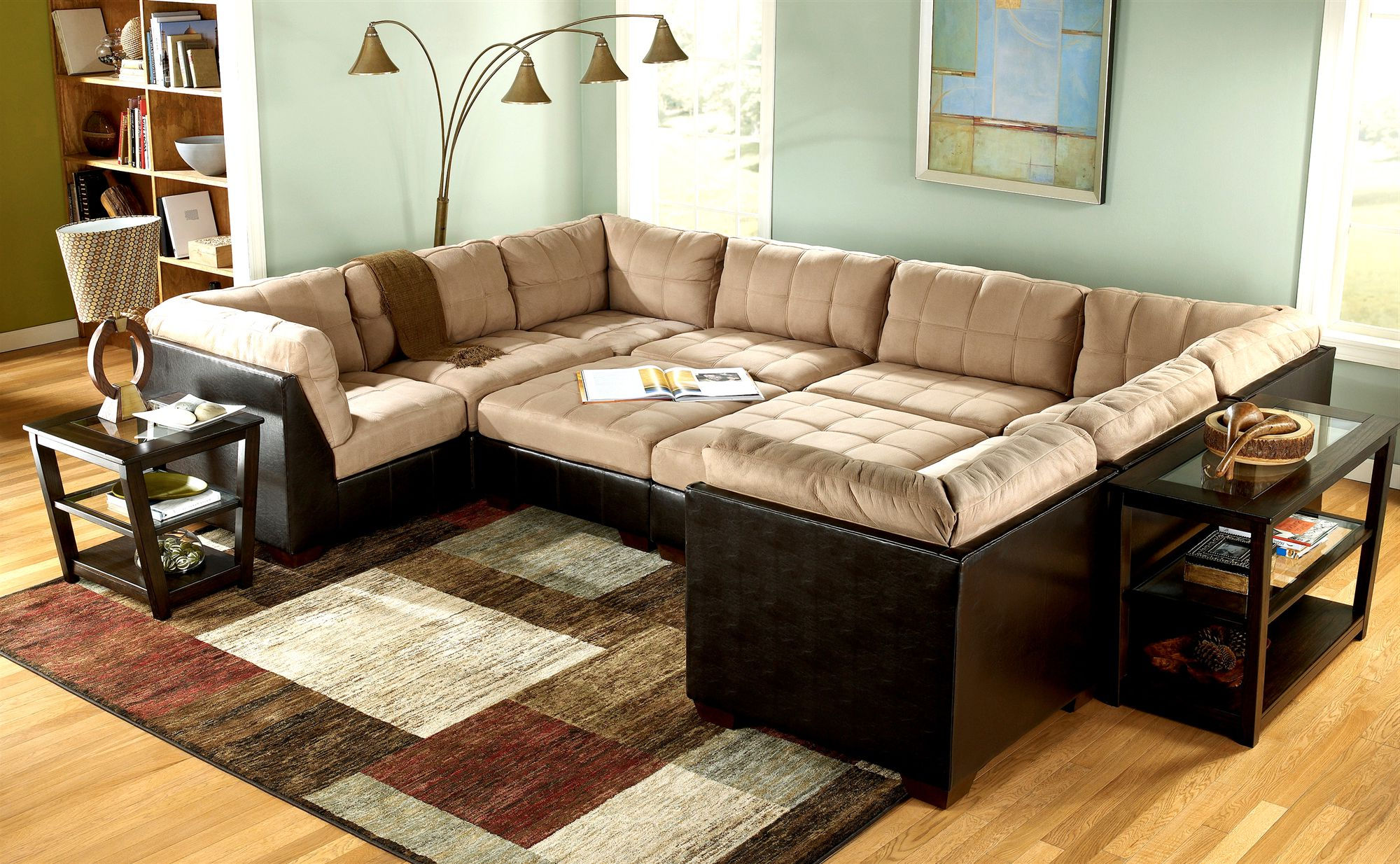 Sectional Couch Small Living Room