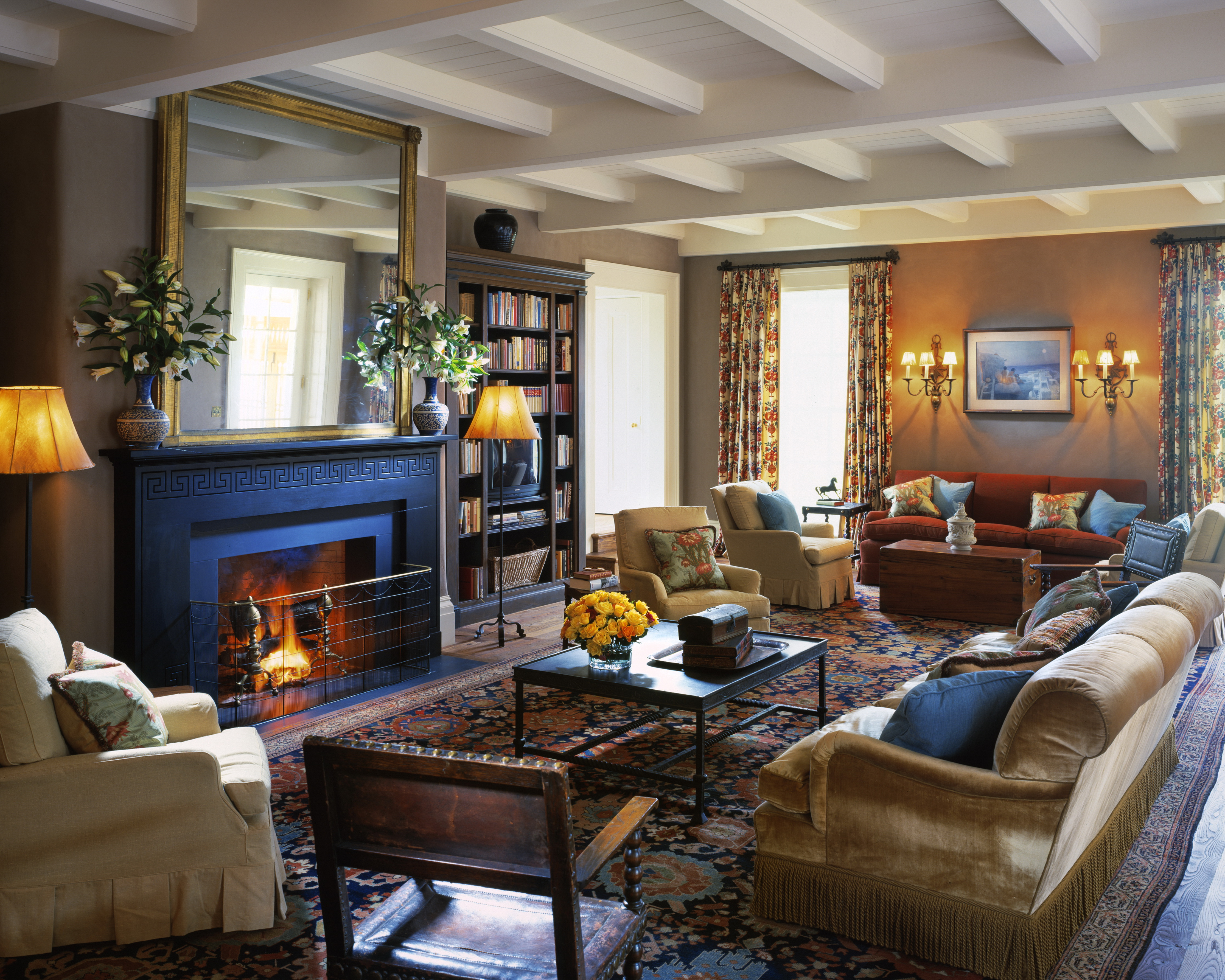 Western Living Room Ideas on a Budget   Roy Home Design on Beautiful Room Decoration  id=44835