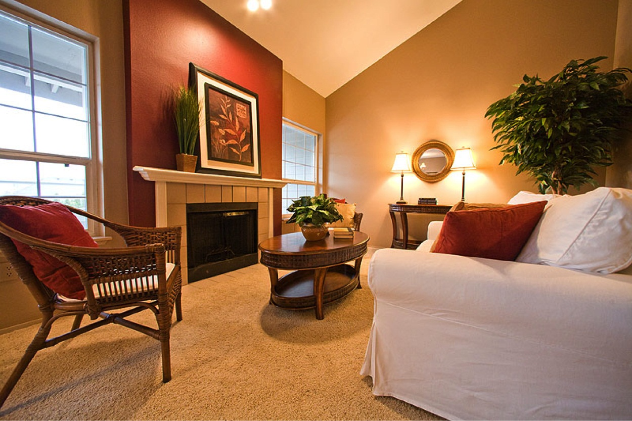 Burgundy Living Room Color Schemes   Roy Home Design on Colourful Living Room  id=44030