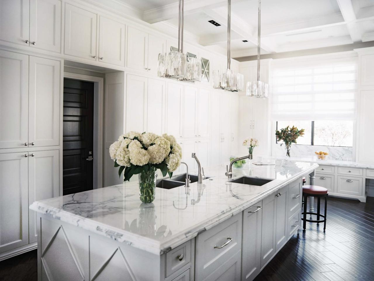 Kitchen Remodels With White Cabinets Pictures   Roy Home ... on Kitchen Remodeling Ideas Pictures  id=73850