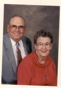 Roy & Pearl Moss b O